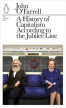 John O'Farrell A HISTORY OF CAPITALISM ACCORDING TO THE JUBILEE LINE