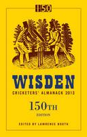 WISDEN 150th edition