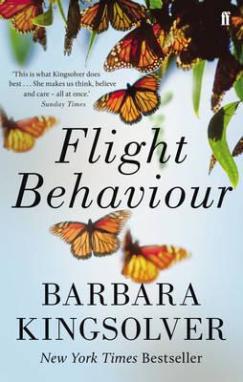 Barbara Kingsolver FLIGHT BEHAVIOUR summer reading
