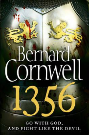 Bernard Cornwell 1356 summer reading