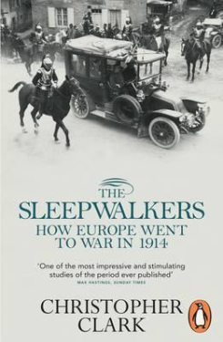 Christopher Clark THE SLEEPWALKERS summer reading