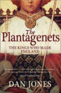 Dan Jones THE PLANTAGENETS summer reading