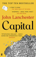 John Lanchester CAPITAL summer reading