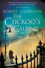 Robert Galbraith THE CUCKOO'S CALLING