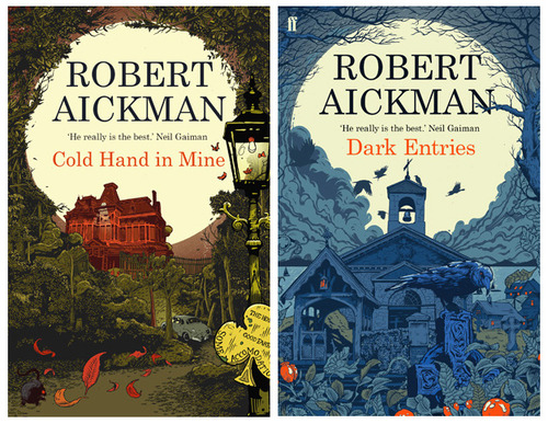 Robert Aickam COLD HAND IN MINE DARK ENTRIES