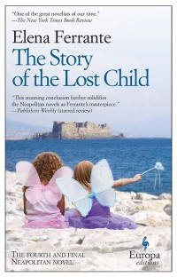 Elena Ferrante THE STORY OF THE LOST CHILD