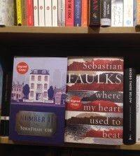 Coe and Faulks signed copies 151118
