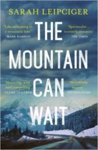 Sarah Leipciger THE MOUNTAIN CAN WAIT
