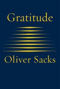 Oliver Sacks GRATITUDE