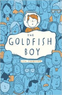 Lisa Thompson GOLDFISH BOY