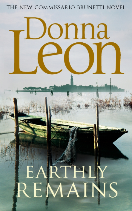 Donna Leon EARTHLY REMAINS