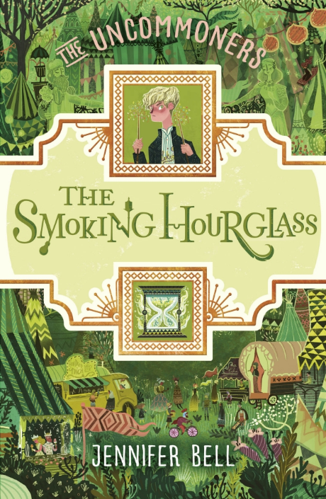 Jennifer Bell THE SMOKING HOURGLASS.png