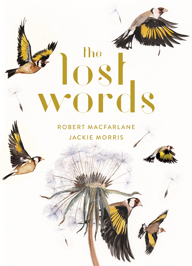Macfarlane and Morris LOST WORDS