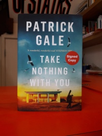 Patrick Gale signed 180825