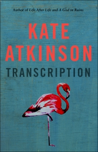 Kate Atkinson TRANSCRIPTION