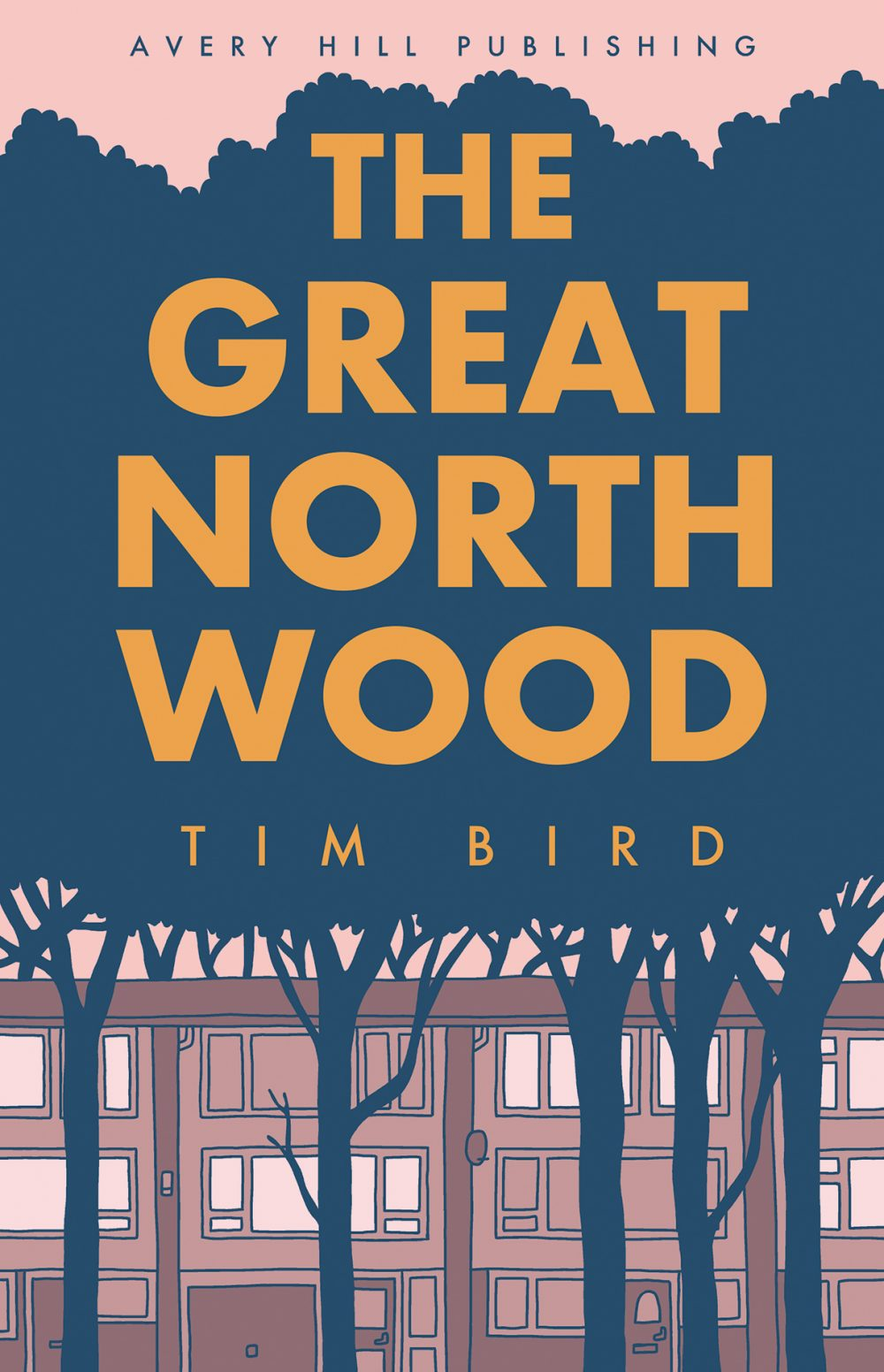 Tim Bird THE GREAT NORTH WOOD