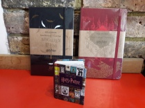 Harry Potter Moleskines