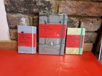 Moleskine LOTR notebooks