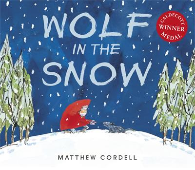 Matthew Cordell WOLF IN THE SNOW