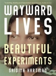 Wayward Lives book cover