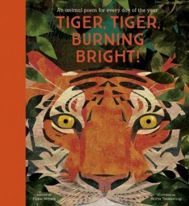 Tiger, Tiger, Burning Bright! book cover