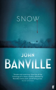 cover of Snow by John Banville