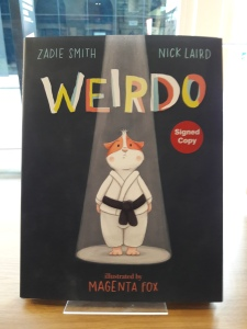 Weirdo by Zadie Smith and Nick Laird