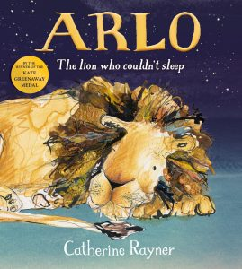 cover of Arlo, a picture book