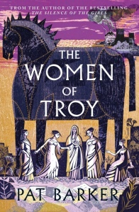 The Women of Troy book cover