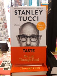 Stanley Tucci Taste